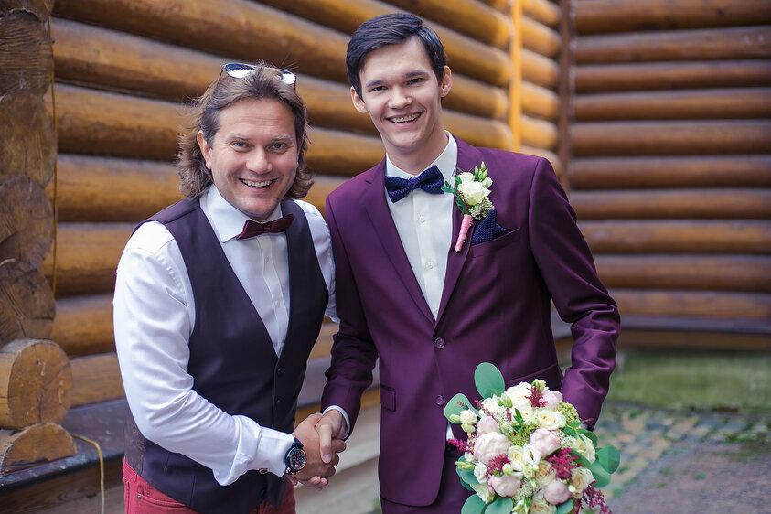 Ведущий свадебных мероприятий и праздничных событий